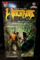 Witchblade: Golden Irons Neogenesis - Action Figure - Mint In Packet